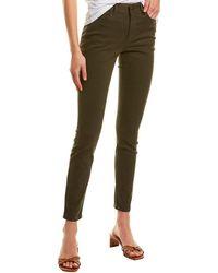 DL1961 Premium Denim Florence Dale Mid-rise Instasculpt Ankle Skinny Leg - Grey