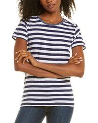 Workshop Striped T-shirt - White