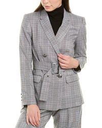 Laundry by Shelli Segal Blazer - Blue
