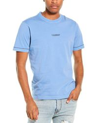 C.P. Company C. P. Company Logo T-shirt - Blue