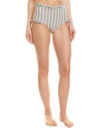 Solid & Striped The Leslie Bikini Bottom - Multicolour