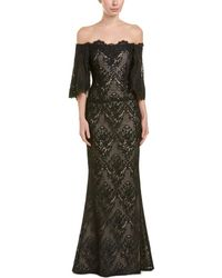 Basix Black Label - Gown - Lyst