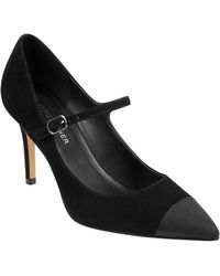 Marc Fisher - Deepti Suede Pump - Lyst