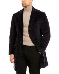 Brunello Cucinelli Coat - Blue