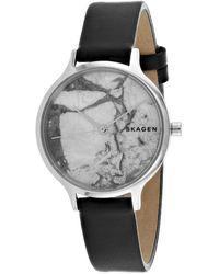 Skagen Men's Ancher Watch - Metallic