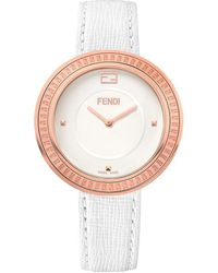Fendi My Way Watch - Multicolour