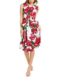 Samantha Sung - Isabella A-line Dress - Lyst
