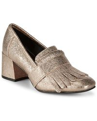 Kenneth Cole - Mariel Leather Loafer - Lyst