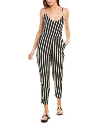 Splendid Jumer Jumpsuit - Black