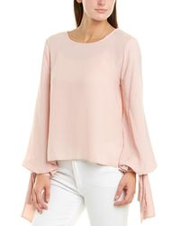Vince Camuto Top - Pink