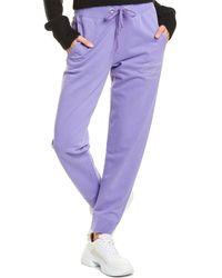 Helmut Lang Masc Sweatpant - Purple