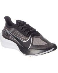 Nike Zoom Gravity Running Shoe - Black