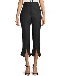 Jacquemus Wool-blend Pant - Black