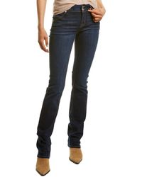 Hudson Jeans Beth Pop Fly Baby Bootcut Jean - Blue