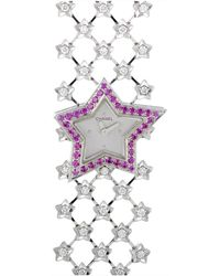 Chanel - Poussiere D'etoile Comete Diamond Watch - Lyst
