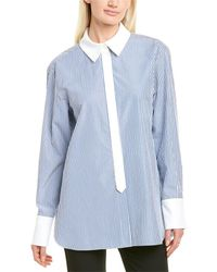 Partow Rosemary Top - Blue