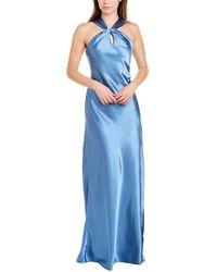 Bebe Halter Gown - Green