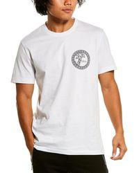 Versace Graphic T-shirt - White