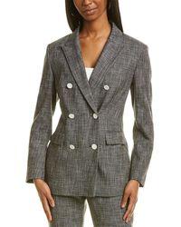 ESCADA Balyna Wool-blend Jacket - Grey