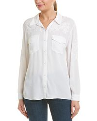 Kut From The Kloth Josette Blouse - White