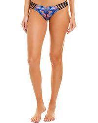 Paolita Nahua Bikini Bottom - Blue