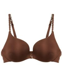 Chantelle Chantelle Multiway Padded Bra - Brown