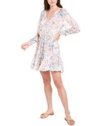 Velvet By Graham & Spencer Leah Mini Dress - White