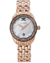 Le Vian Metal Diamond Watch - Metallic
