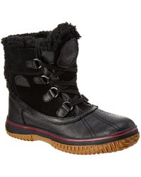 Pajar - Norway Waterproof Leather Boot - Lyst
