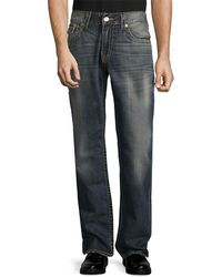 True Religion - Big T Faded Pant - Lyst