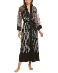 Rya Collection Modesty Robe - Black