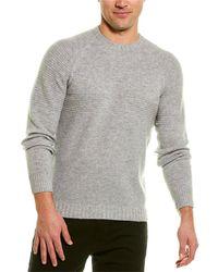 NAADAM Wool & Cashmere-blend Pullover - Grey