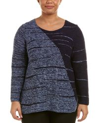 NIC+ZOE - Plus New Reflections Top - Lyst