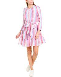 J.Crew Veda Mini Dress - Pink