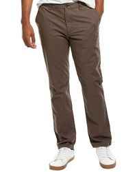 Bonobos Stretch Slim Fit Chino - Brown