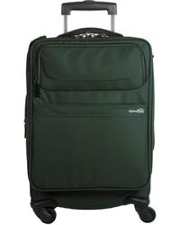 Genius Pack 22in Carry-on Spinner - Green