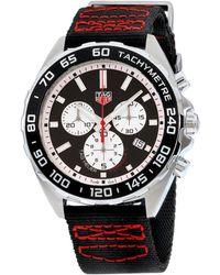 Tag Heuer Men's Formula 1 Watch - Metallic