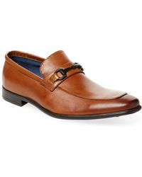Gordon Rush - Rush By Leather Loafer - Lyst