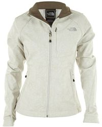 The North Face Apex Bionoc Jacket - White