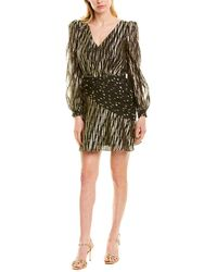 Rachel Zoe Rexford Mini Dress - Black