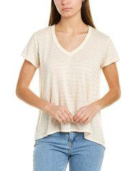 Wilt Shrunken Linen-blend Boyfriend Shirt - Natural