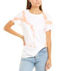 Sub_Urban Riot Sub_urban Riot Desert Tie-dye T-shirt - White