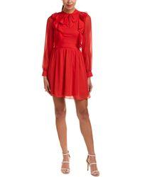 Trendyol A-line Dress - Red