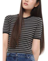 Michael Kors - Collection Knit Bodysuit - Lyst