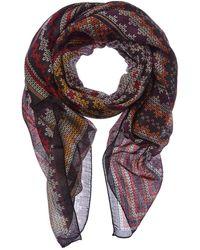 Missoni Silk & Wool-blend Scarf