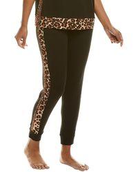 Kensie Pyjama Pant - Black