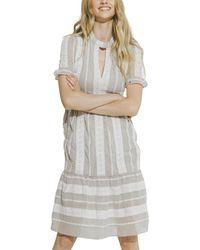 Endless Rose Mini Dress - Gray