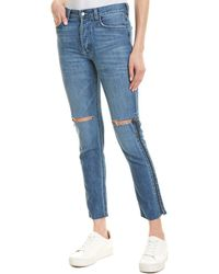 Siwy Denim Gavi Vision Been Bigger Crop - Blue