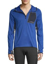 J.Lindeberg - Active Running Elements Top - Lyst