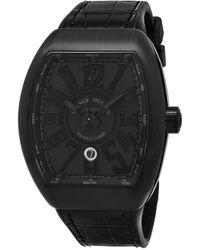 Franck Muller Men's Vanguard Watch - Black